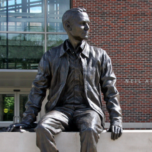 Neil Armstrong, Hall of Engineering